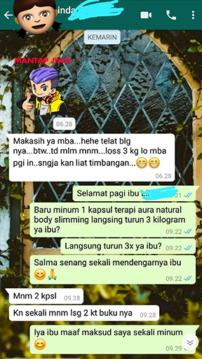 testimoni herbal kewanitaan